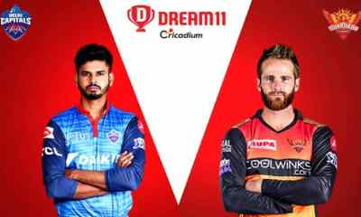 DC vs SRH Dream 11 Fantasy Cricket Tips for Today IPL 2019 Eliminator. Check My Dream11 Team Tips, Best players list of Delhi vs Hyderabad