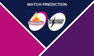 Trailblazers vs Velocity Match Prediction, TRL vs VEL T20I Who Will Win