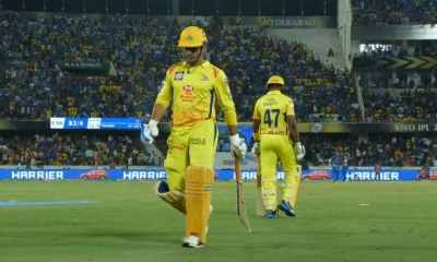 Will MS Dhoni play in the IPL next year? He gave a hint in the final