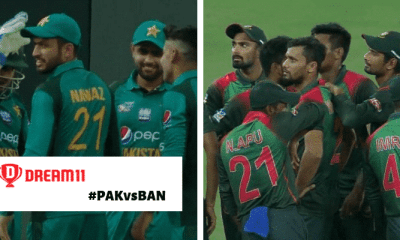 PAK vs BAN Dream 11 team Today Warm-up Match 6: Dream 11 Tips for Pakistan vs Bangladesh