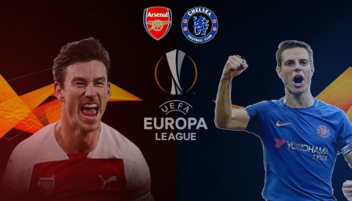 UEFA Europa League 2019 final Prediction : Chelsea vs