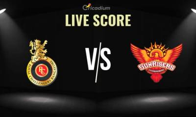 IPL 2019 Live Cricket Score: RCB vs SRH Match 54 Live Score ball by ball