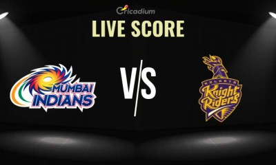 IPL 2019 Live Cricket Score: MI vs KKR Match 56 Live Score ball by ball