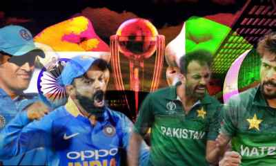 World Cup 2019 Match 22 IND vs PAK Live Score: India vs Pakistan Live Cricket Score
