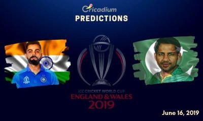 ICC World Cup 2019 Match 22 India vs Pakistan Match Prediction Who Will Win Today