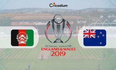 World Cup 2019 Match 13 AFG vs NZ Live Score: Afghanistan vs New Zealand Live Cricket Score