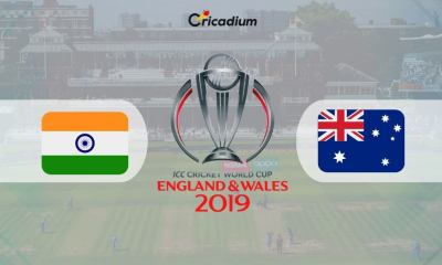 World Cup 2019 Match 14 IND vs AUS Live Score: India vs Australia Live Cricket Score