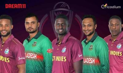 WI vs BAN Dream 11 team Today Match 23 World Cup 2019: West Indies vs Bangladesh Dream 11 Tips