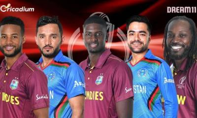 AFG vs WI Dream 11 team Today Match 42 World Cup 2019: Afghanistan vs West Indies Dream 11 Tips