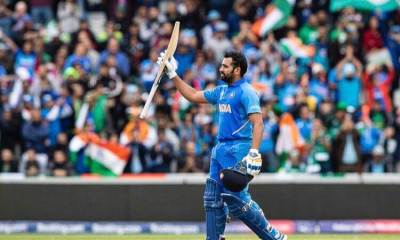 Rohit Sharma Registered Some New Records to His Name