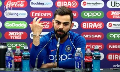 Either it should rain out or play the full game - Virat Kohli