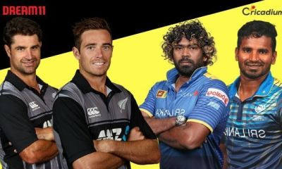 New Zealand tour of Sri Lanka, 2019 3rd T20I SL vs NZ Dream 11 Team