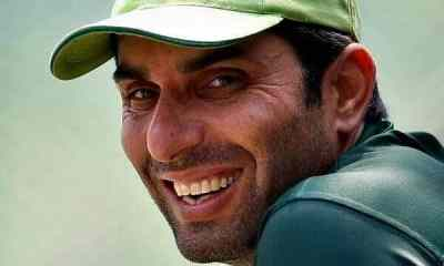 Dual role for Misbah as chief selector and head coach of Pakistan