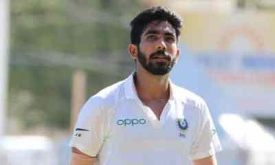 Injured Jasprit Bumrah promises to make a strong comeback