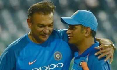 It depends on the man himself Ravi Shastri on MS Dhoni retirement