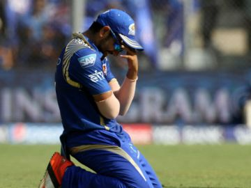 Mumbai Indians' IPL 2015 playoffs chances