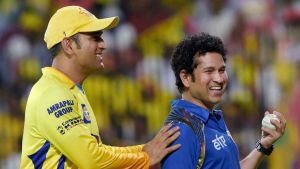 MS Dhoni, Midas touch, Lady Luck