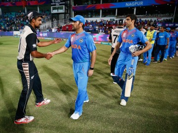 India's Defeat v New Zealand, WT20 2016