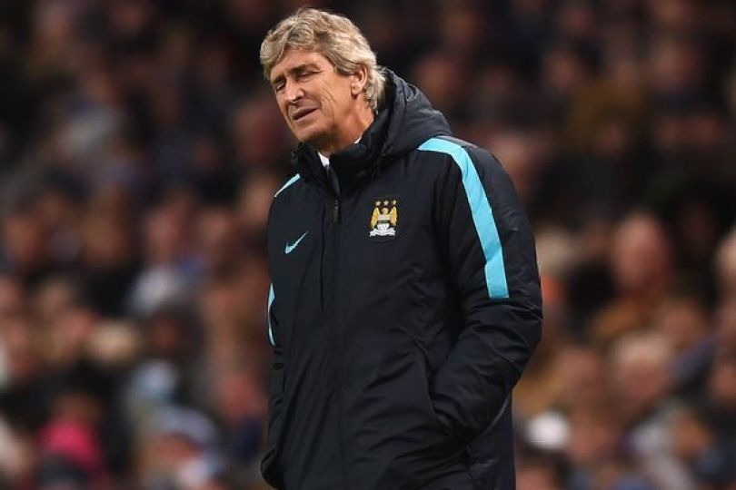 Manchester City manager, Manuel Pellegrini