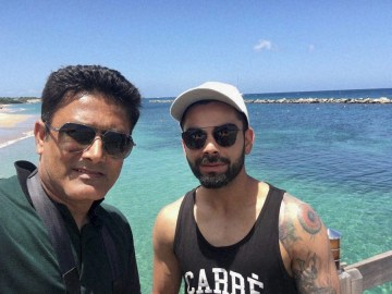 India's playing combination will depend on what Kumble and Kohli prefer
