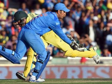 MS Dhoni wicketkeeping record
