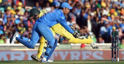 MS Dhoni's Wicket-Keeping Habits