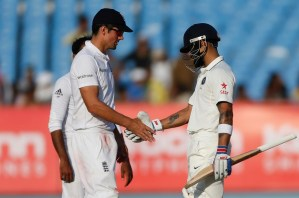 Visakhapatnam Test, India v England 2016-17