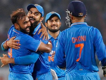India's playing XI for the Kolkata ODI