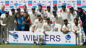India vs Bangladesh Test 2017, Hyderabad
