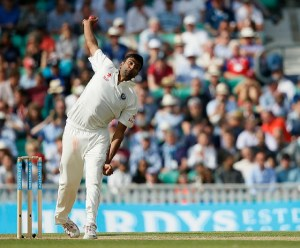 Latest ICC Test player rankings of Indian Players