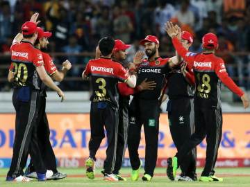20th match scorecard, GL v RCB: Bangalore beat Gujarat by 21 runs