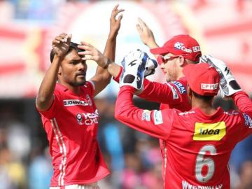 IPL 2017, 36th match: KXIP beat DD by 10 wickets