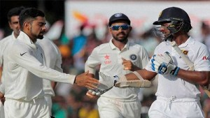 India v Sri Lanka head to head record
