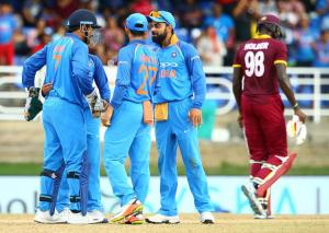 West Indies vs India 2017 ODI series, 3rd ODI