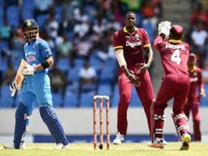 Fifth ODI, West Indies vs India 2017