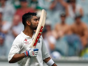 Virat Kohli Test centuries list