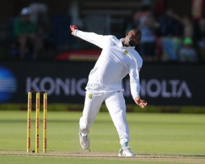 South Africa Test squad 2018