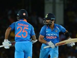 Sri Lanka vs India 1st ODI scorecard 2017