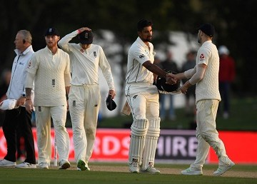Cricket Test series 2018