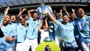 List of Premier League winners from 1992-93 to 2017-18