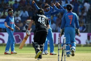 India vs New Zealand 2nd ODI 2017