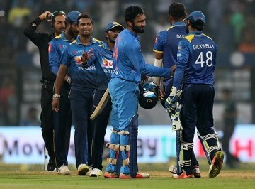 India vs Sri Lanka 3rd T20 2017