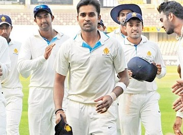 Ranji Trophy cricketers salary