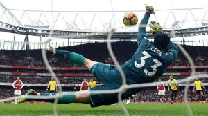 Most clean sheets in EPL 2018-19