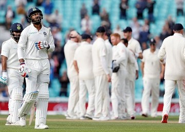 India tour of England 2018, 5th Test