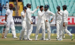 Results of West Indies tour of India 2018