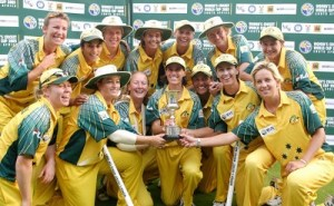 ICC Women's World Cup winners list
