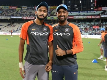 Windies tour of India 2018, 1st T20