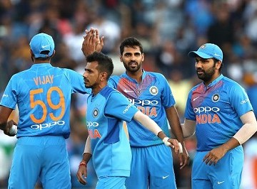 India vs New Zealand 2nd T20 2019 full scorecard | Feb 8, Auckland