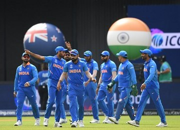 India vs New Zealand World Cup 2019 semi-final 1 | Score, stats | Jul 9-10, Manchester